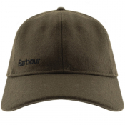 Barbour Coopworth Cap Green